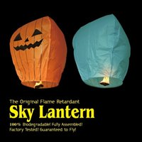 Wholesale piece flying lantern sky lantern Kongming Paper Lantern Type colors