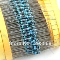 Wholesale 1 W Kind Metal Film Resistors Assorted kit Each Total pack