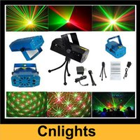30 60 Degree laser show equipment - Cheap Multicolor Mini Led Stage Lights Laser show Projector Disco DJ Equipment christmas light Party wedding lighting Free Ship