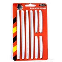 Wholesale 8pcs Clear Car Door Edge Guards Trim Molding Protection Strip Scratch Protector Car Door Crash Bar