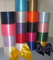 satin ribbon - SATIN SASH RIBBON MM YARDS EXTRA WIDE CHOICE OF BEAUTIFUL COLOURS Wedding Party Supply