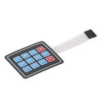Wholesale New Hot Selling Matrix Array Key Membrane Switch Keypad Keyboard For Arduino AVR x