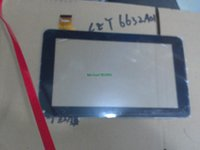 Wholesale Original CZY6632A01 FPC touch screen inch capacitive screen handwriting Noting size and color