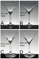 martini glasses - crystal martini cocktail glass Crystal red wine glass cup martini glass for cocktail fruit cup cocktail pimms cocktail cup