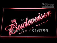 beer sign - 002 r Budweiser Beer Bar Pub Club NEW Neon Light Sign