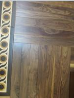 Wholesale Bevel floor fightfight Checkered floor fight Medallion Asian pear Sapele wood floor Private custom wood floor Burmese teakOak Merbau wood