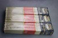 Wholesale Fashion A Pair Music Band Maple Wood Drum Sticks Drumsticks A A Oval shaped wooden