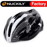 Wholesale Nuckily yellow cool design moutain bike helmet cycling In moulded shell safety helmet Hot selling special helmet
