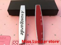 Cheap Avantgarde Car Fender side Emblem Badge rear bumper, trunk, fender Sticker Auto accessories 2PCS Free shipping