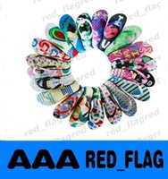 Wholesale LLFA Special SALES Multi Color Mens Womens EVA Beach Summer Slippers Flip Flops by