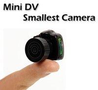 Le plus petit Mini HD Spy caméra numérique DV Webcam Caméscope enregistreur vidéo Y2000