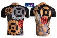 best cycling gear - Gear short sleeved cycling jersey and cycle shorts set strap riding a bicycle best clothing sports wear