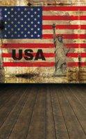 athena prints - 600 cm ft brick wall backdrop Flag Athena old age photography backdrops