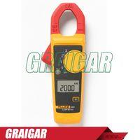Fluke 303   Authentic Fluke 303 Digital Clamp Meter AC DC Multimeter, AC 600A 1.8% Accuracy