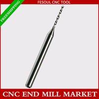 Wholesale 0 mm Freeshipping CNC computer machine solid carbide micro Drill bit Printed Circuit Board Drill Bit pcb micro drill