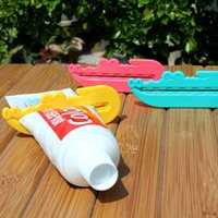 Wholesale New Practical Toothpaste Tube Squeezer Easy Dispenser Crocodile