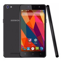Wholesale Android Lollipop Siswoo C55 G LTE AT T T Mobile inch IPS Bit Octa Core MTK6753 GB GB MP Camera GPS Smart Phone