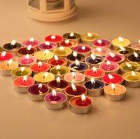 aromatherapy candle holder - Aromatherapy candle holders fruit color candle candle candlelight dinner