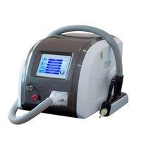 achat en gros de q switched-Q-Switch Nd Yag Laser Tatouage Removal Pigment Removal machine