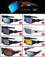 fashion plastic sunglasses - Men Women Brand Fashion Outdoor Sports Cycling Sunglasses Eyewear Colorful Sunglasses Colors
