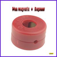 Wholesale Mini portable mm plus porcelain degausser Screwdriver Magnetizer degaussing tool RFEE SHIPPING