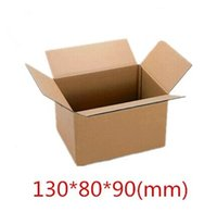 Wholesale High Quality pc SIZE cmx8cmx9cm Corrugated Paper Box Mailing Box Gift Box Thick Packaging Box