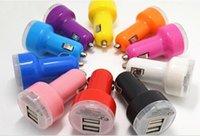 Cheap USB Car Charger Best Mini Micro Dual USB Car Charger