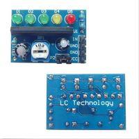 battery voltage level indicator - 1Pcs KA2284 Power Level Indicator Battery Indicator Audiio Module Cheap