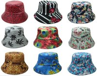 kangol hats - Fisherman Hat Hot new Floral Script FISHER CAPclassic Bucket Hats designer flower Kangol galaxy camo money sports caps