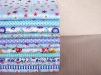 Wholesale Cotton Fabrics vintage floral diy Patchwork Fabric Sewing For Fabric cm quilt meter upholstery textile for cloth