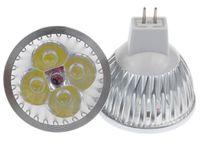 Wholesale High power CREE Led Lamp W W W Dimmable GU10 MR16 E27 E14 GU5 B22 Led spot Light Spotlight led bulb downlight lighting