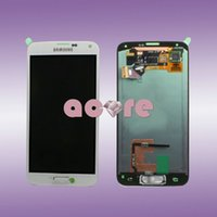 cable assembly - LCD Display Touch Screen Digitizer Fingerprint Flex Cable Assembly Original Grade A for Samsung Galaxy S5 i9600