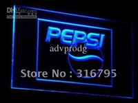 pepsi - a023 b Pepsi Cola Logo Drink Decor Neon Light Sign