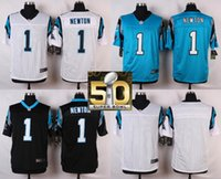 blank football jerseys - Carolina Pants Cam Newton Luke Kuechly Kelvin Benjamin Men Womens Kids Blank White Blue Black with Super Bowl Patch Jerseys