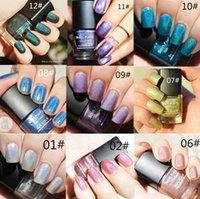 nail polish wholesale - Born Pretty Holographic Holo Glitter Nail Polish Varnish Hologram Effect Nail Art Polish