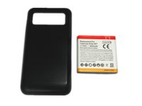 Wholesale 3800mAh Extended battery With Back Cover Case For Samsung Captivate Glide i927 High Quality Li ion Cell Phone Battery