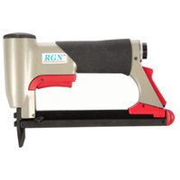 air nailers - PNEUMATIC UPHOLSTERY AIR STAPLE GUN STAPLER NAILS FROM INCH TO INCH HARDENED DRIVER BLADE FOUND ONLY ON LARGER NAILERS