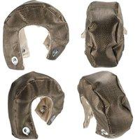 Wholesale Brand New High Standard Titanium Turbo Blanket Heat Shield Barrier Turbocharger Cover Wrap Car Tools