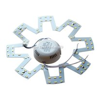Wholesale W SMD5730 LED aluminum pcb power driver led circular board ceiling light replacement