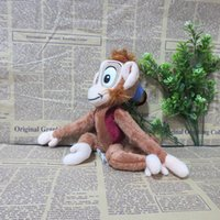 aladdin monkey - Aladdin Abu Stuffed Monkey Plush Toy Sitting height cm