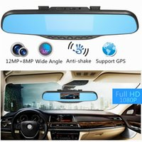 Wholesale 4 Inch Car Dvr Full HD P car Camera Recorder Degree Wide Angle car video recorder CAL_30F