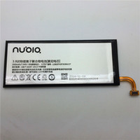 Cheap Original Battery for ZTE Nubia Z7 mini NX507J 5.0 inch Smart Cell Phone In Stock Free Shipping +Tracking Number 4 orders