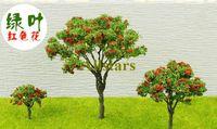 architectural model trees - brand new cs Scale Train Layout Set Model tree architectural model materials cm model trees J