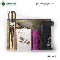 china electronics - 2015 High fashion GS Power W Mechanical Mod popular electronic cigarette mod popular hades mod in china