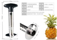 pineapple cutter - New stainless Pineapple slicers pineapple peeler Fruit Pineapple Slicer Peeler Cutter Kitchen Tool