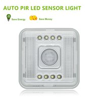 auto cold - Motion sensor light LED Light Lamp PIR Auto Sensor Motion Detector led lighting