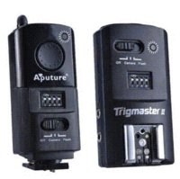 aputure trigmaster ii - Aputure MXII N TrigMaster II G Wireless Flash Trigger for Nikon D7100 D7000 D5200 D5000 D3200 D3100