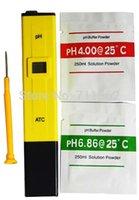 Wholesale Pocket Pen Water PH Meter Digital Tester ph sensor IA pH for Aquarium Pool Water Laboratory
