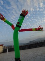 advertising air balloons - Inflatable Wave One leg Multicolor Arms air dancer sky dancer m Advertising Inflatables