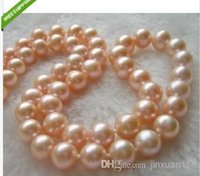 wholesale akoya pearls - very beautiful natural akoya mm Pink pearls Necklace quot K